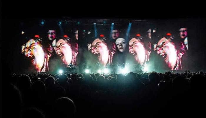 «Mezzanine XXI»: attaque massive de son, de lumière et de lucidité