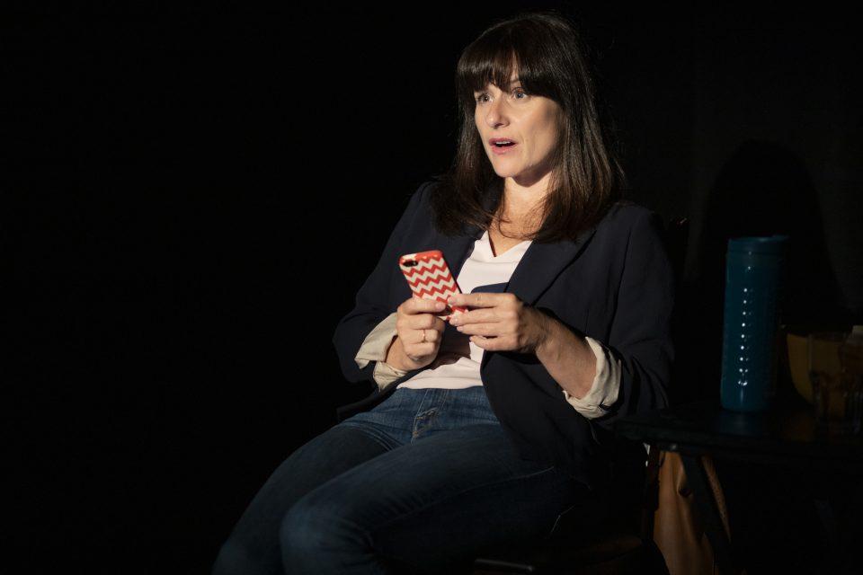 «J't'aime encore», un monologue amoureux avec Marie-Joanne Boucher à La Licorne