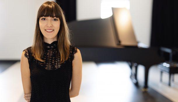 Lisandre Sévigny Di Quinzio: pianiste classique et étudiante au CASE