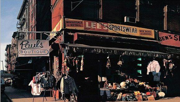 «Les albums sacrés»: les 30 ans de Paul's Boutique des Beastie Boys