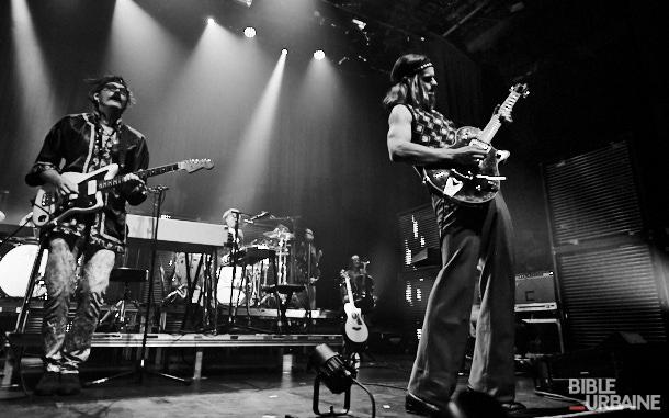 Half Moon Run au MTELUS: le lancement flamboyant de l'album «A Blemish in the Great Light»