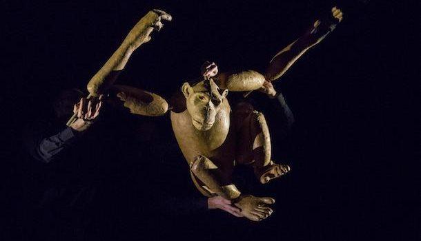 «Chimpanzé» de Nick Lehane Aux Écuries: un spectacle de marionnettes pour adultes