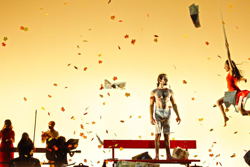 «Per  te» de Daniele Finzi Pasca au Théâtre Outremont