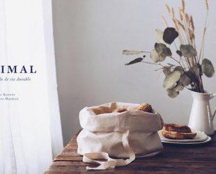 «Minimal: pour un mode de vie durable» par Laurie Barrette et Stéphanie Mandréa