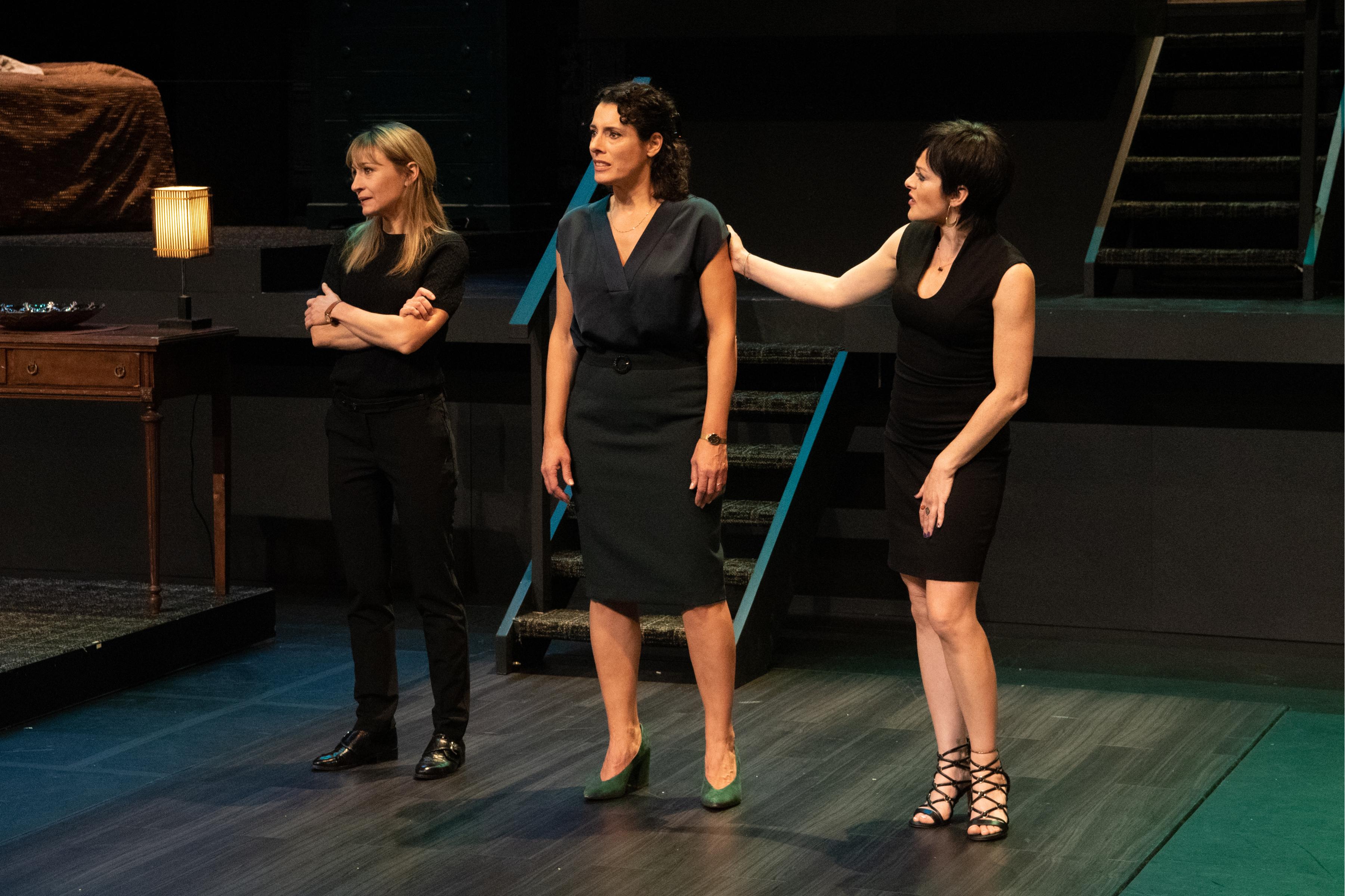 «Disparu.e.s» de Tracy Letts dans une mise en scène de René Richard Cyr à Duceppe