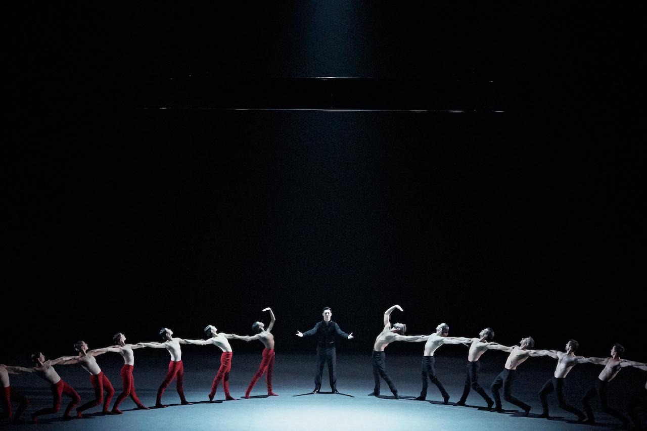 «Carmina Burana et Stabat MATER» d'Edward Clug à la Salle Wilfrid-Pelletier