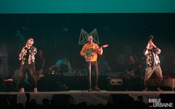 Alex Nevsky et ses invités en mode party pour l'évènement «MTELUS+2»