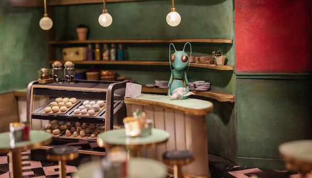 «The Storyville Mosquito»: un spectacle de marionnettes nouveau genre signé Kid Koala
