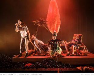 «Le poids des fourmis» de David Paquet au Théâtre Denise-Pelletier