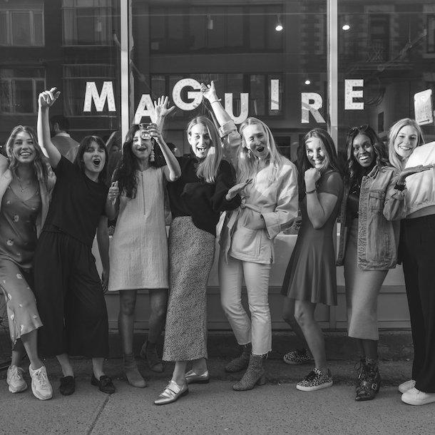 «En vogue avec…» Myriam Belzile-Maguire, cofondatrice d'une marque de chaussures irrésistibles