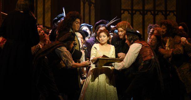 Fin tragique à l'Opéra de Montréal: «Lucia di Lammermoor» de Gaetano Donizetti