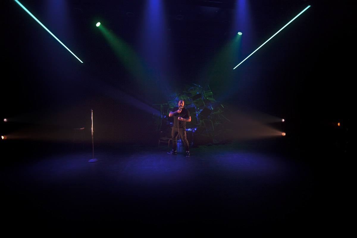 «ZÉRO» de Mani Soleymanlou à La Chapelle Scènes Contemporaines