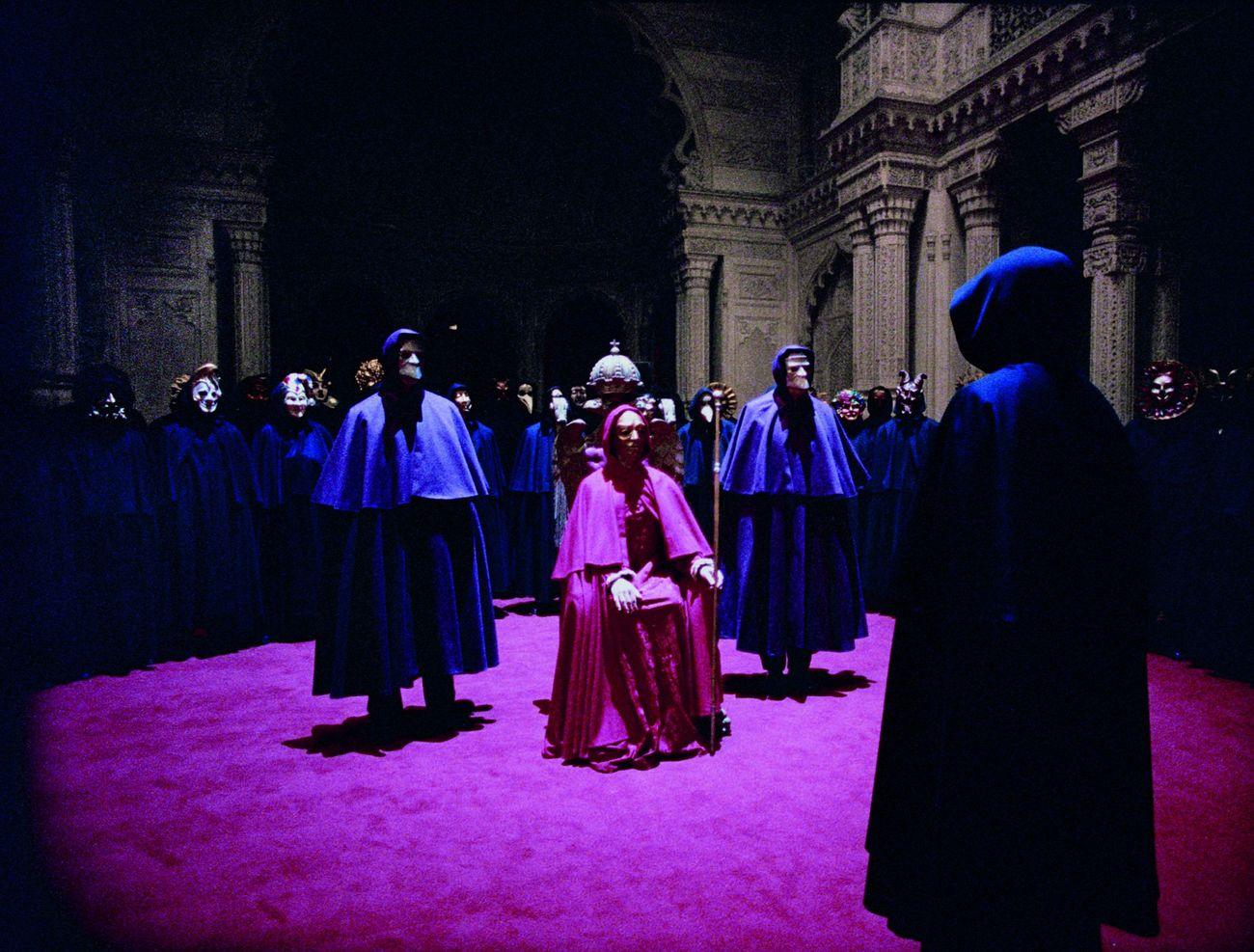 «Zoom sur un classique»: Eyes Wide Shut, la dernière création de Stanley Kubrick