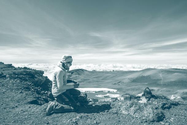 «Dans la peau de…» Ariane Arpin-Delorme, voyageuse intrépide qui s'en va croquer le monde
