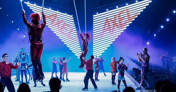 Le Cirque du Soleil dévoile «Axel», un nouveau spectacle aux allures cyberpunk