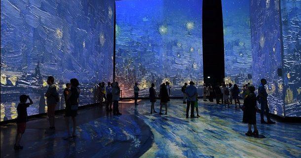 L'expo «Imagine Van Gogh» à Montréal: dans la féerie du maître néerlandais