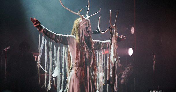 Heilung à L'Olympia: une épopée théâtrale viking fracassante!