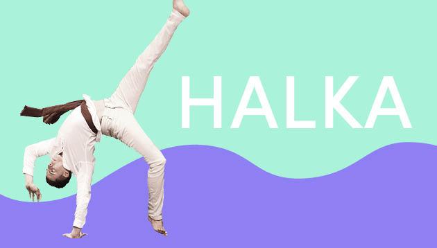«Halka» du Groupe acrobatique de Tanger à la TOHU