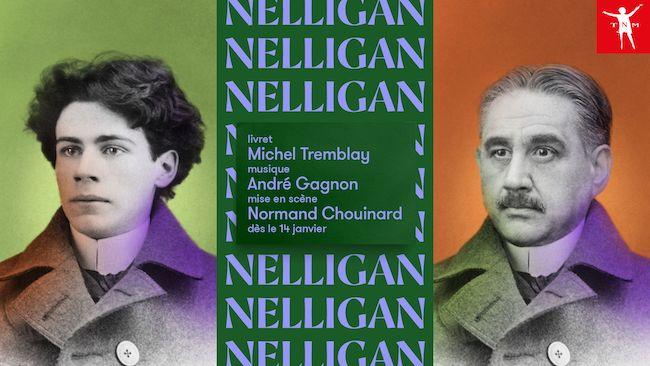 Nelligan au Théâtre du Nouveau Monde