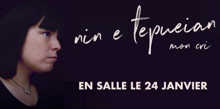 Le documentaire «Nin E Tepueian – Mon cri»