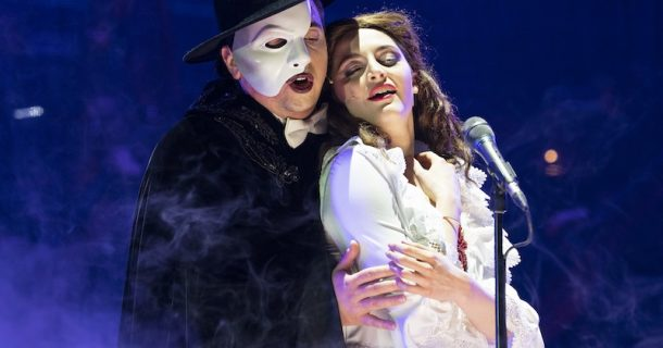 Une performance émouvante et soutenue: «Le Fantôme de l'Opéra» au Théâtre Saint-Denis