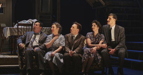 «Les Plouffe» au Théâtre du Trident
