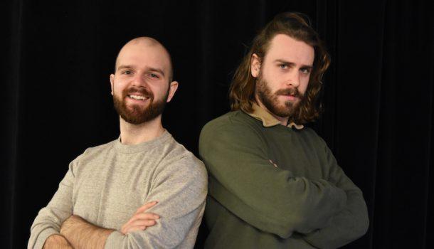 «Dans la peau de…» Cédrik Lapratte-Roy et François Ruel-Côté, fondateurs du Théâtre La moindre des choses