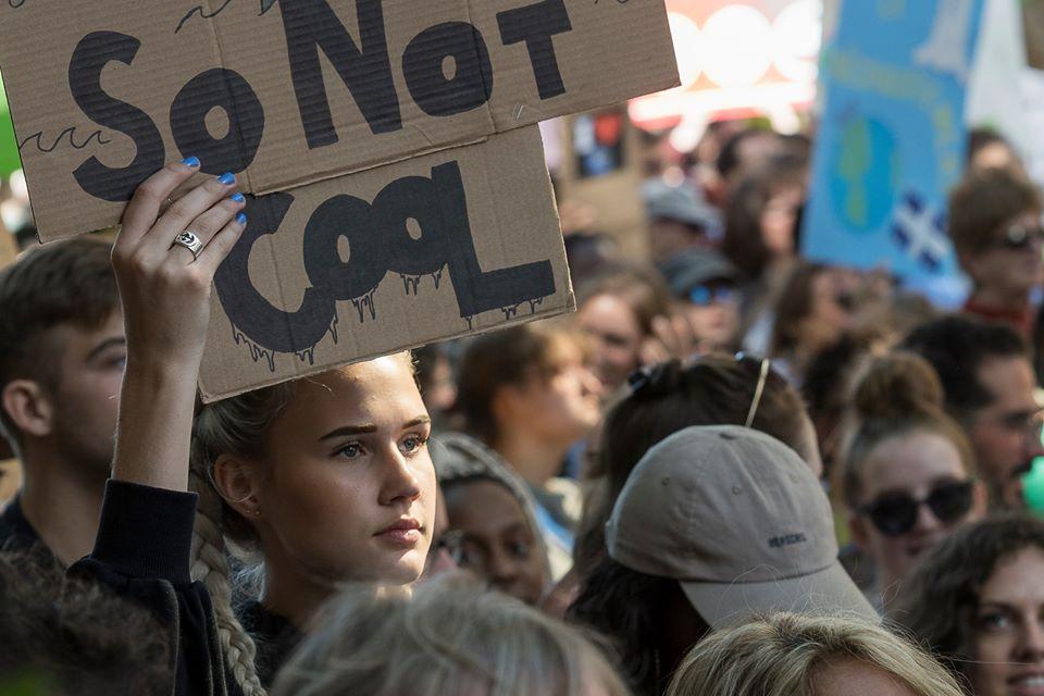«Dans la peau de…» François Geoffroy, porte-parole du mouvement La Planète s'invite au Parlement