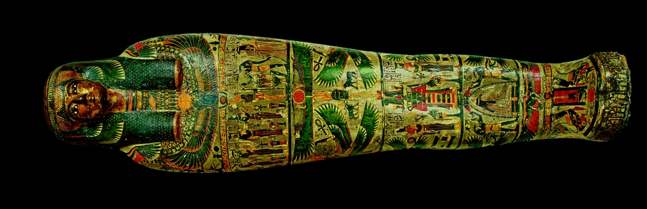 Bandelettes et sarcophages: «Momies égyptiennes» au Musée des Beaux-Arts de Montréal
