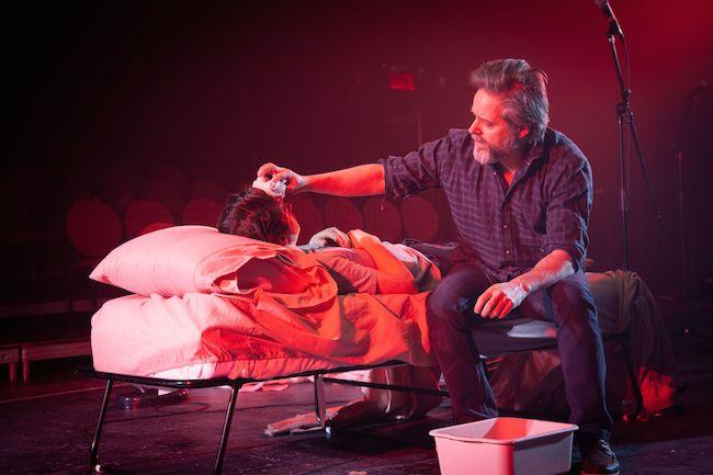 «Pour qu'il y ait un début à votre langue» de Steve Gagnon au Théâtre Périscope