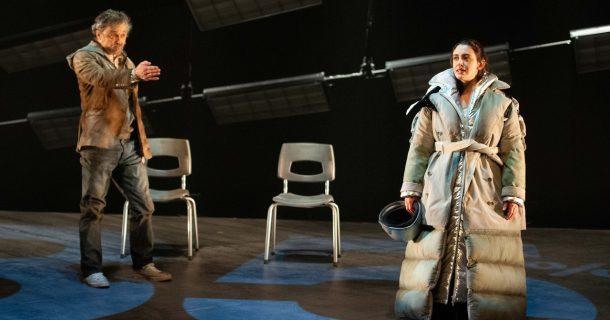 «Zoé» d'Olivier Choinière au Théâtre Denise-Pelletier
