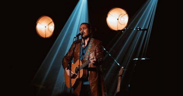 Un calme «Winter Solo Acoustic Tour»: Citizen Cope au Club Soda