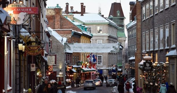 5 sorties à ne pas manquer à Québec et dans les environs ces prochains mois