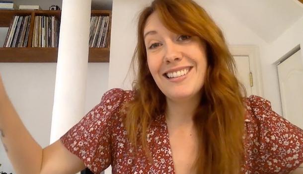 «En quarantaine avec…» Rose-Aimée Automne T. Morin, autrice, chroniqueuse et animatrice
