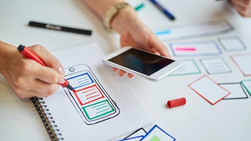 Le cours à la carte «Design UX – L'expérience utilisateur» à L'inis