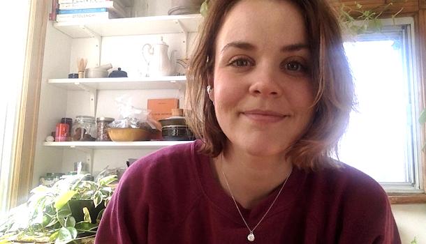 «En quarantaine avec…» l'actrice et autrice Noémie O'Farrell