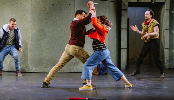 «Roméo et Juliette» au Trident dans une mise en scène de Jean-Philippe Joubert