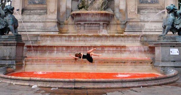 Connaissez-vous le projet «Une minute de danse par jour» de l'artiste Nadia Vadori-Gauthier?