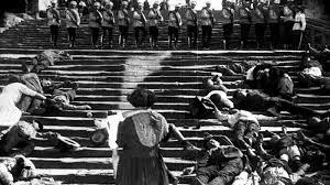 «Zoom sur un classique»: Le cuirassé Potemkine du cinéaste russe Sergueï M. Eisenstein