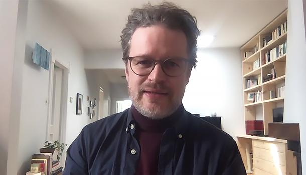 «En quarantaine avec…» Tristan Malavoy, auteur et musicien à ses heures