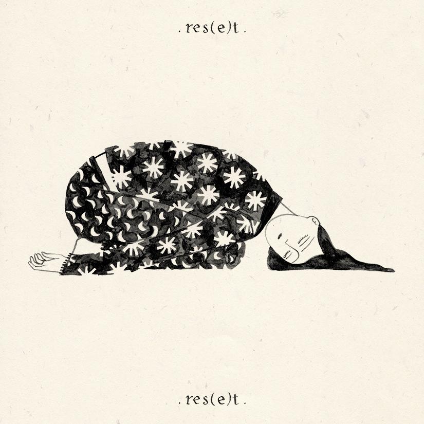 «Dans la peau de…» Noémie Klein, illustratrice française