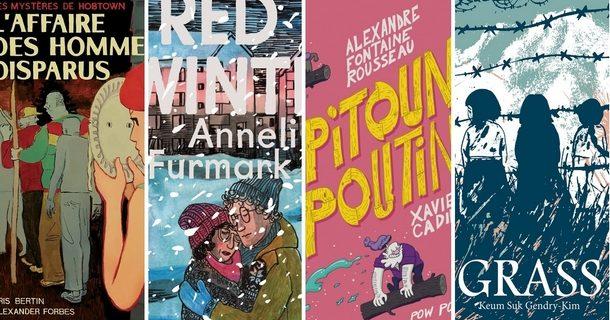 Du lol, du love, du gore: voici 4 bandes dessinées récentes qui valent le détour