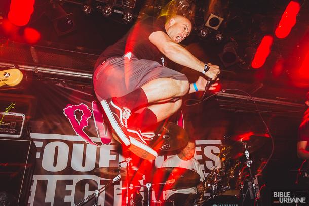 Hommage au festival punk Pouzza Fest en 100 photographies