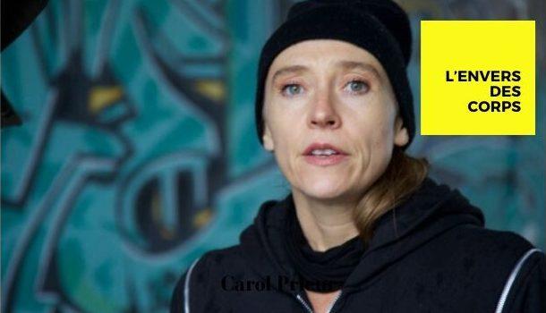 Balado «L'envers des corps»: la danseuse-interprète Carol Prieur
