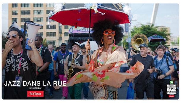 Jazz dans la rue, le grand retour de la musique live dans les rues de Montréal