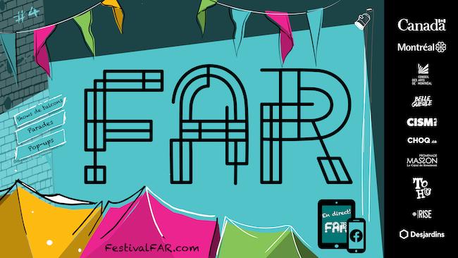 La 4e édition du festival des arts de ruelle (FAR)