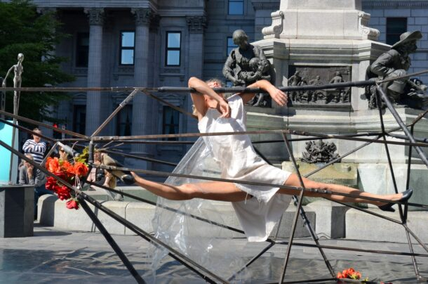 Le Festival Quartier Danses 2020: apprivoiser les artistes et l'univers créatif de la danse contemporaine