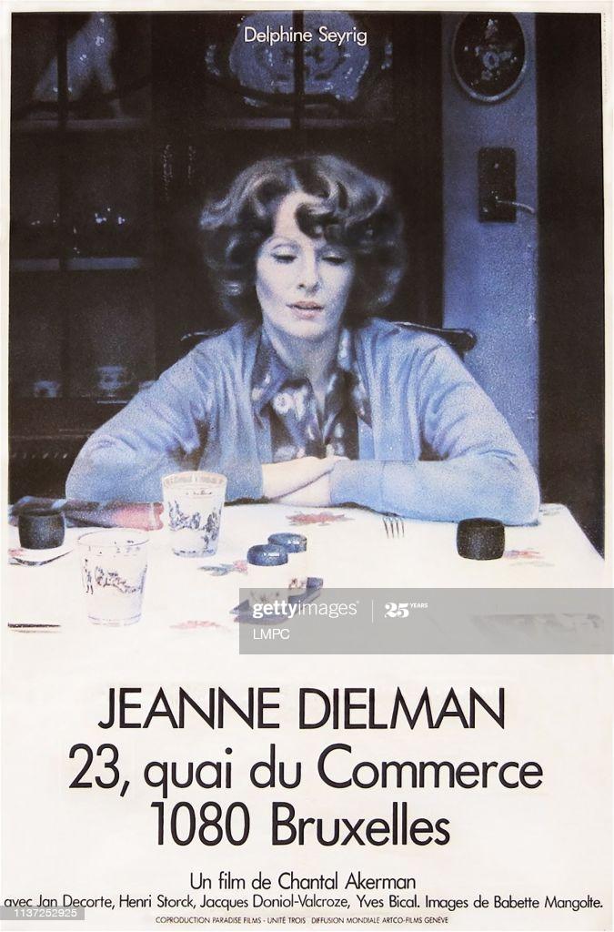«Zoom sur un classique»: Jeanne Dielman, 23, Quai du Commerce, 1080 Bruxelles de Chantal Akerman