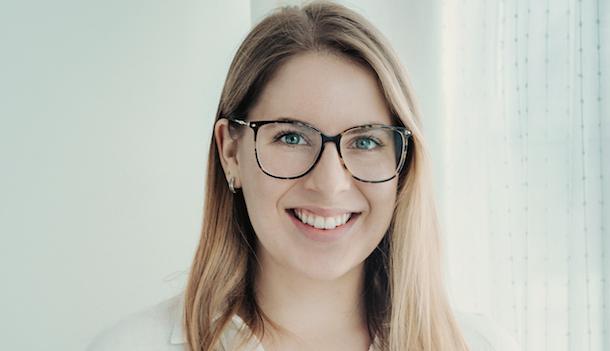 «L'entrevue éclair avec…» Vicky Payeur, blogueuse et autrice de «Vivre avec moins: pour faire place à l'essentiel»