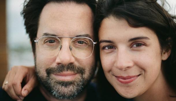«L'entrevue éclair avec…» Benoît Roberge et Marie Sanson, amoureux transatlantiques